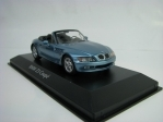 BMW Z3 Coupé 1997 Blue Metallic 1:43 Maxichamps